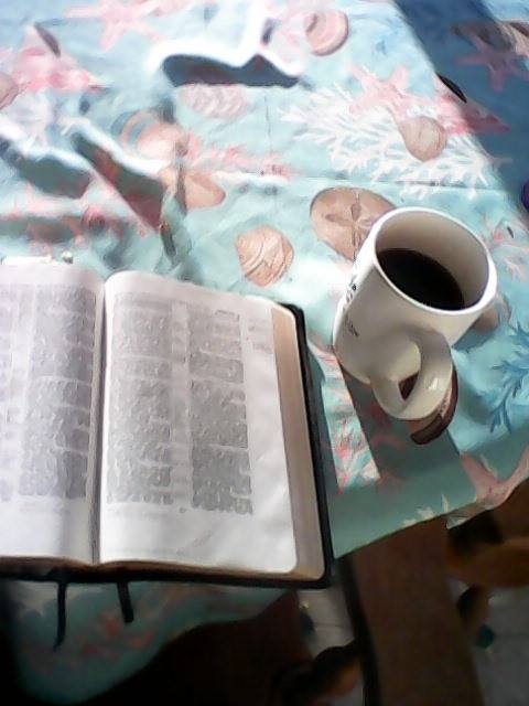 early AM Bible rdg