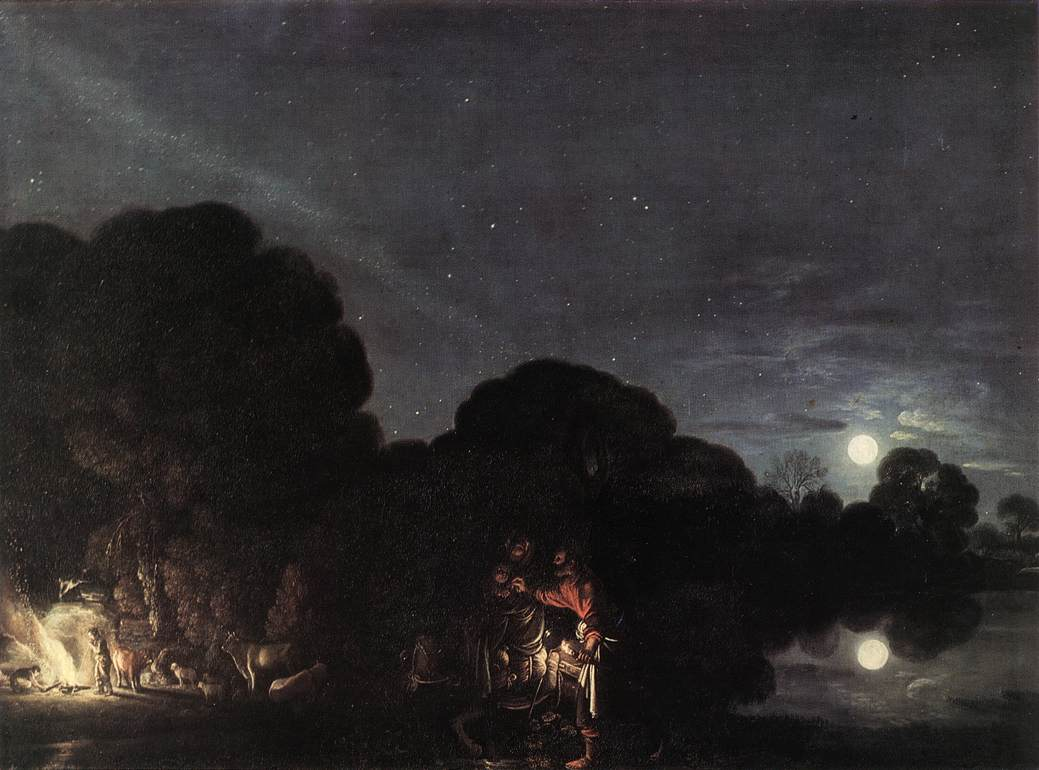 elsheime flight into egypt